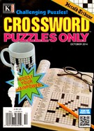 Herald Tribune Crossword Puzzles Magazine 10/1/2014