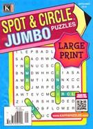 Spot and Circle Jumbo Magazine 9/1/2014