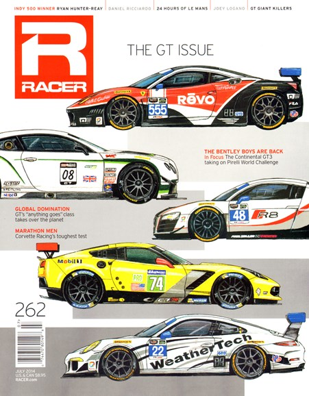 Racer Cover - 7/1/2014