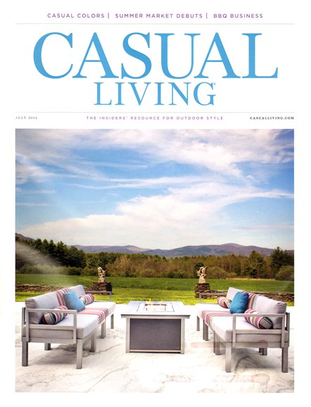 Casual Living Cover - 7/1/2014