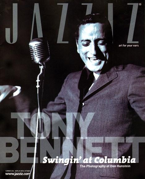Jazziz Cover - 6/1/2014