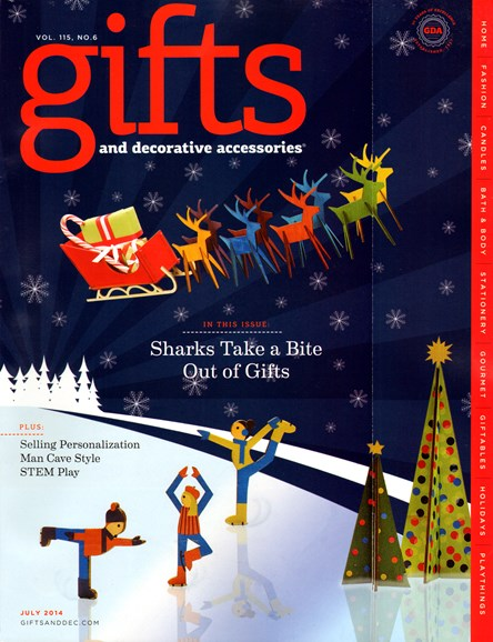 Gifts And Decorative Accessories Cover - 7/1/2014