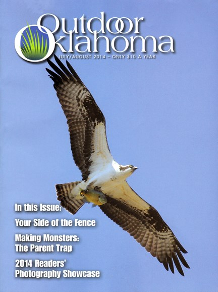 Outdoor Oklahoma Cover - 7/1/2014