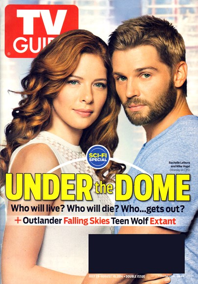 TV Guide Cover - 7/28/2014