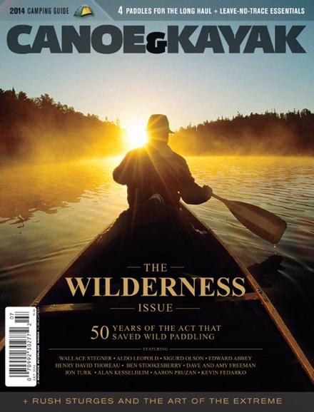 Canoe & Kayak Cover - 7/1/2014