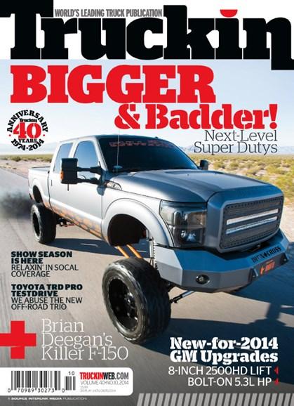 Truckin' Cover - 8/14/2014