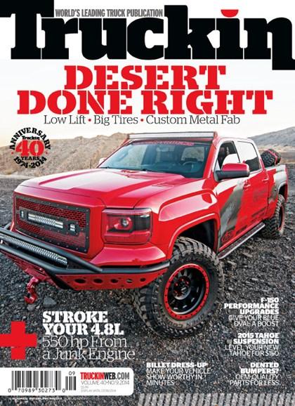 Truckin' Cover - 7/17/2014