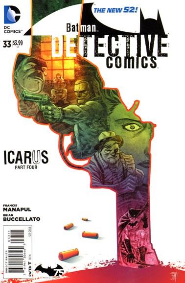 Detective Comics Cover - 9/1/2014