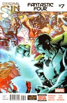Fantastic Four Comic 9/1/2014