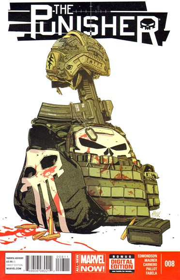 The Punisher Cover - 9/1/2014
