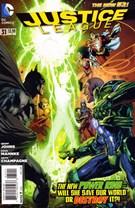 Justice League Comic 8/1/2014
