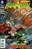 Aquaman Comic 8/1/2014