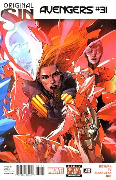 Avengers Cover - 8/1/2014