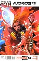 Avengers Comic 8/1/2014