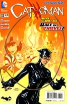 Catwoman Comic 8/1/2014