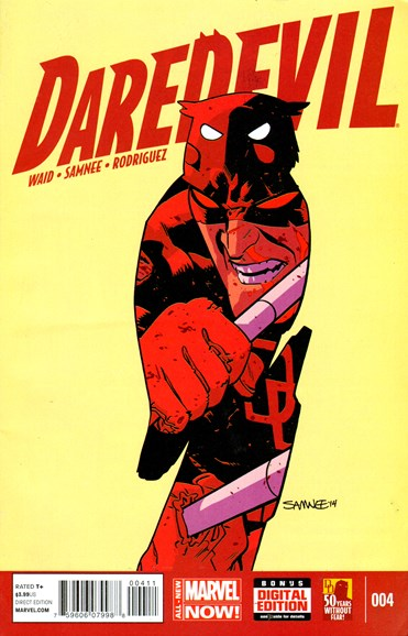 Daredevil Cover - 8/1/2014