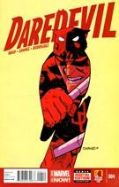 Daredevil Comic 8/1/2014