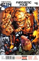 Fantastic Four Comic 8/1/2014