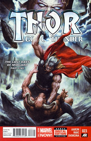 Thor Cover - 8/1/2014