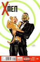 X-Men Comic 8/1/2014