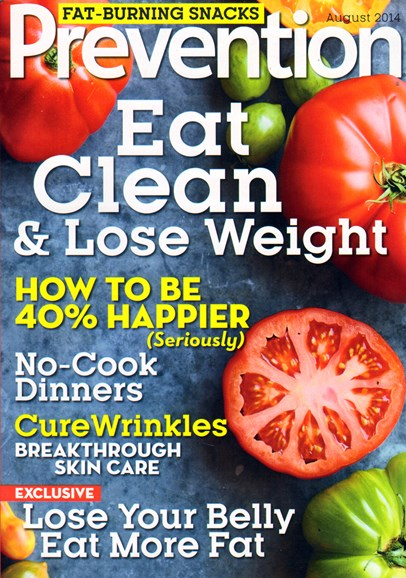 Prevention Cover - 8/1/2014
