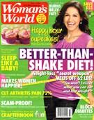 Woman's World Magazine 8/11/2014
