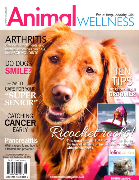 Animal Wellness Cover - 8/1/2014