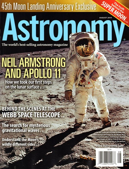 Astronomy Cover - 8/1/2014