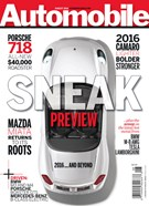 Automobile Magazine 8/1/2014