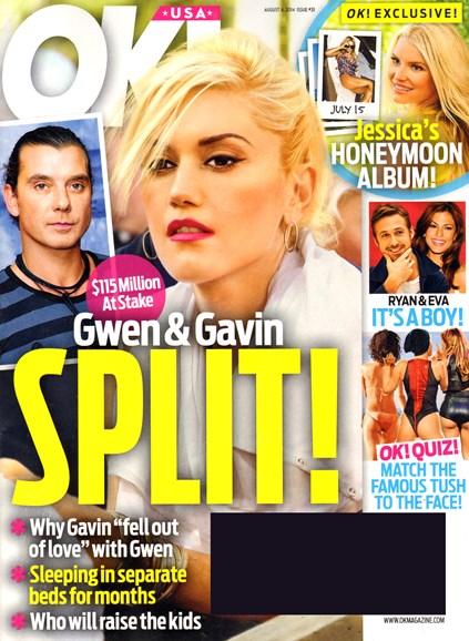 Ok! Cover - 8/4/2014