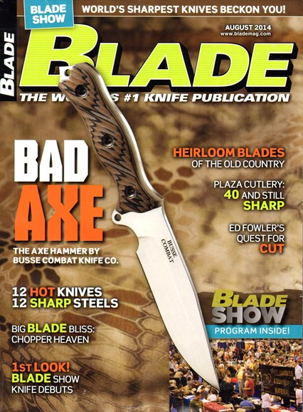 Blade Cover - 8/1/2014