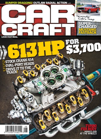 Car Craft Cover - 8/1/2014