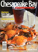 Chesapeake Bay Magazine 8/1/2014