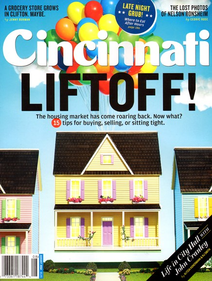 Cincinnati Cover - 8/1/2014