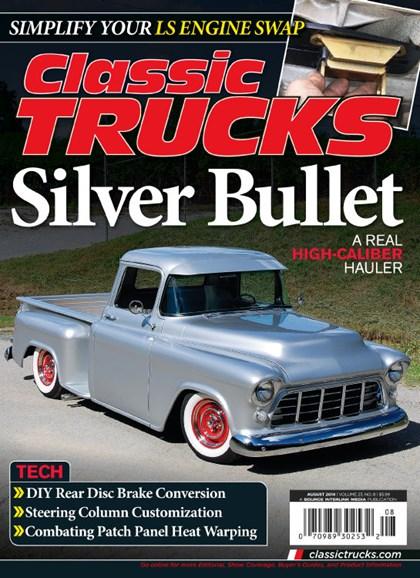 Classic Trucks Cover - 8/1/2014