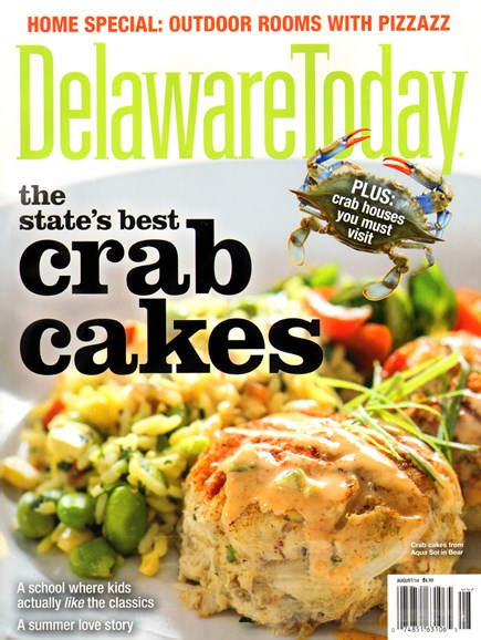 Delaware Today Cover - 8/1/2014