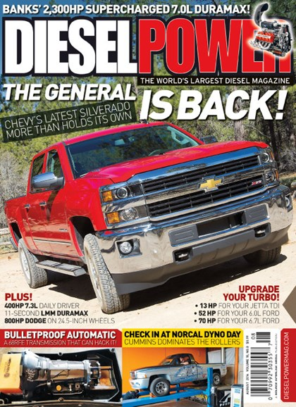 Diesel Power Cover - 8/1/2014