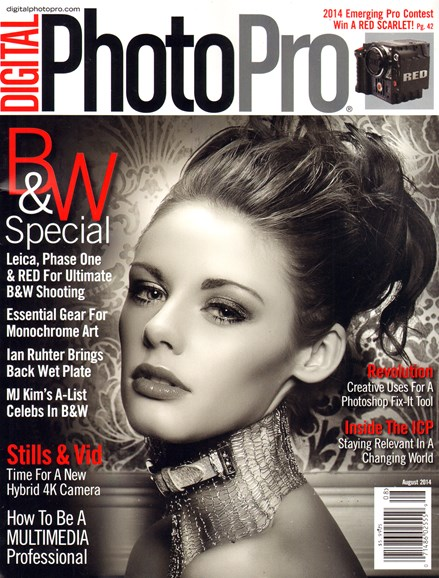 Digital Photo Pro Cover - 8/1/2014