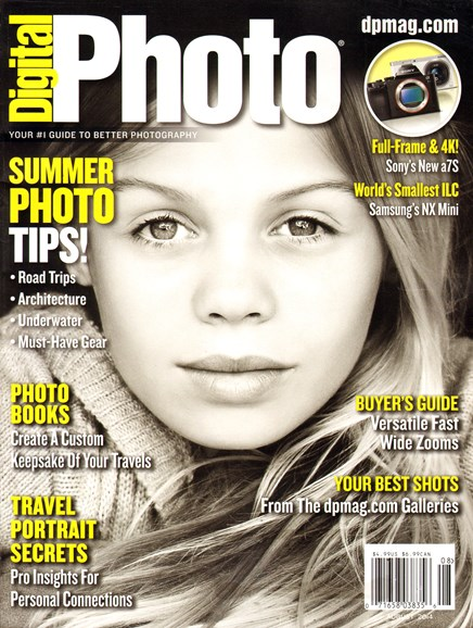 Digital Photo Cover - 8/1/2014