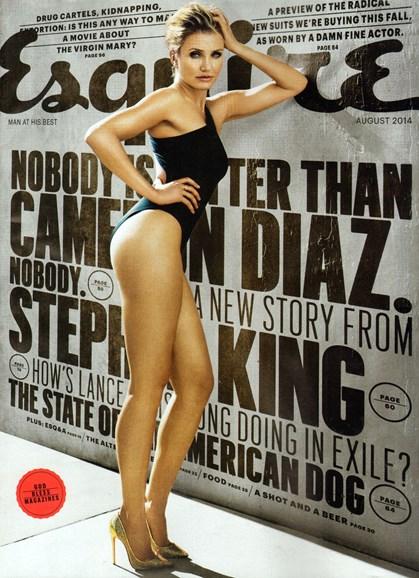 Esquire Cover - 8/1/2014