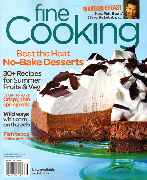 Fine Cooking Cover - 8/1/2014