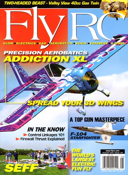 Fly RC Cover - 8/1/2014
