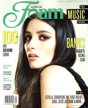 FOAM Magazine | 8/1/2014 Cover