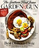 Garden & Gun Magazine 8/1/2014