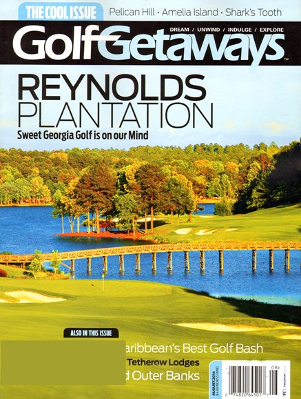 Golf Getaways Cover - 8/1/2014