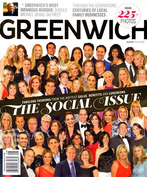 Greenwich Cover - 8/1/2014