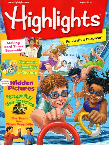 Highlights Cover - 8/1/2014