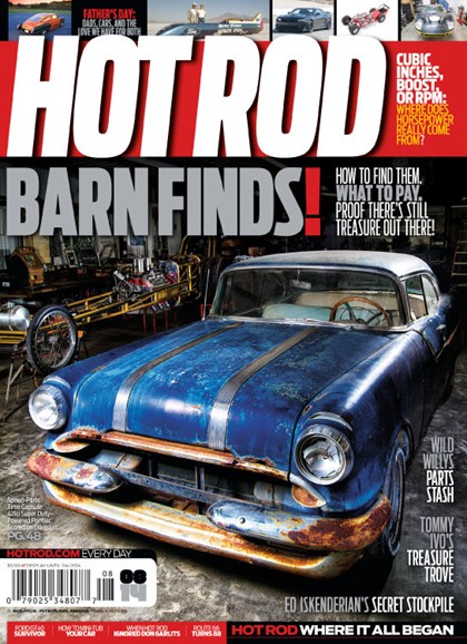 Hot Rod Cover - 8/1/2014