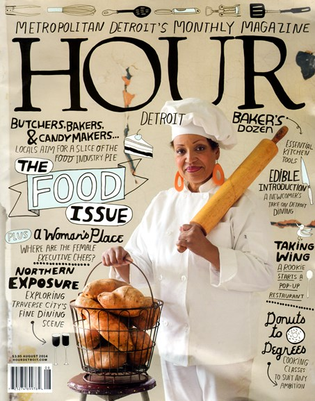 Hour Detroit Cover - 8/1/2014