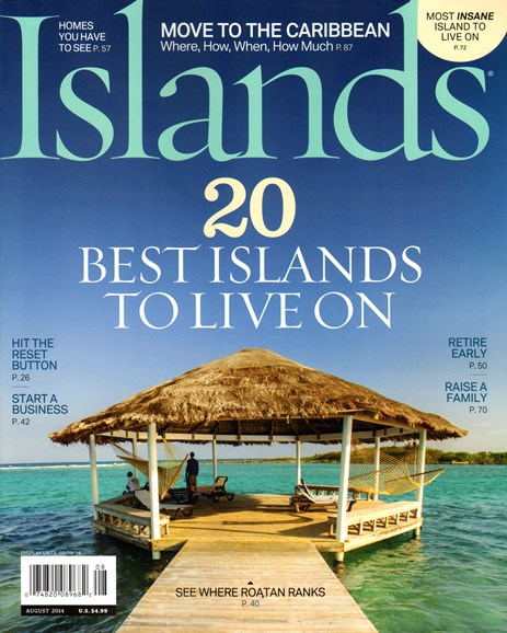 Islands Cover - 8/1/2014
